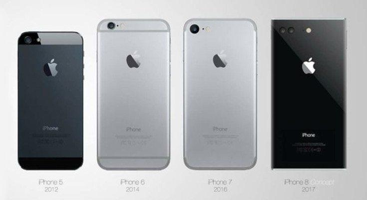 iphone 8 concept tobias buettner
