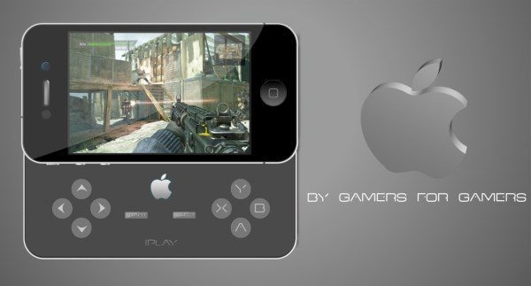 iPlay iPhone slider for gamers
