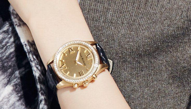 isaac mizhari smartwatch