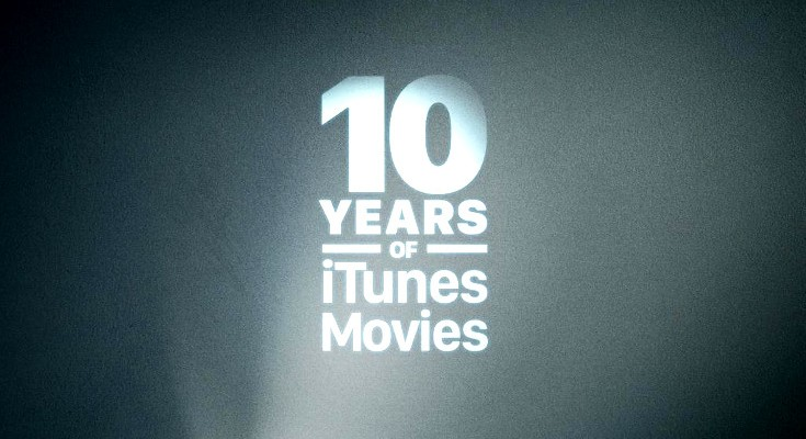 iTunes Movie sale offers up bundles of flicks for $10