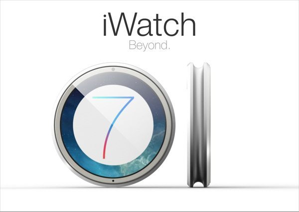 Apple iWatch looks stunning