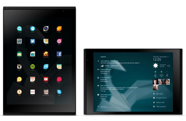 The Jolla Tablet annihilates funding goal on First Day