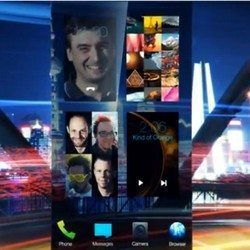 Jolla Sailfish OS SDK & ST-Ericsson NovaThor platform video
