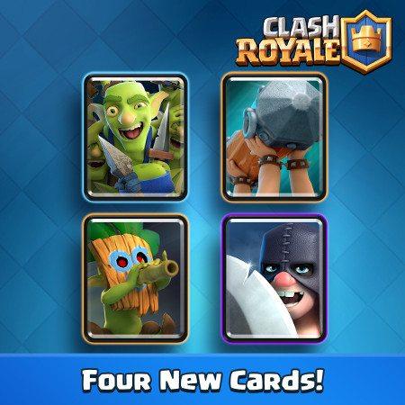 clash royale jungle arena cards