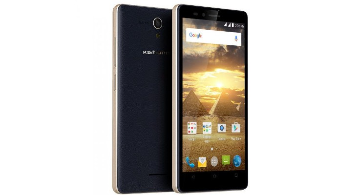 Karbonn Aura Power arrives in India with Big Battery and 4G VoLTE