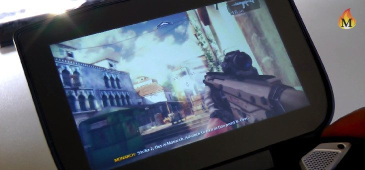 Modern Combat 5 for Android vs. PS Vita's Killzone Mercenary