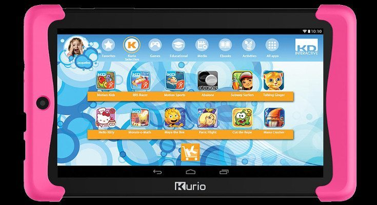 KD Interactive announces the Kurio Smart and Kurio Xtreme 2