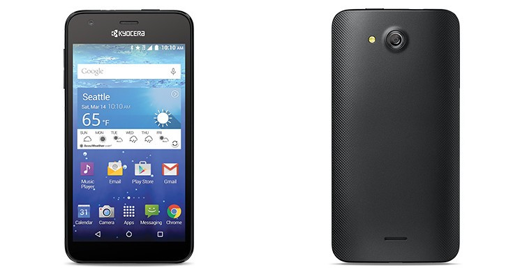 Kyocera Hydro WAVE arrives for T-Mobile and MetroPC in the states