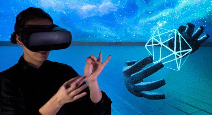 leap motion mobile VR platform