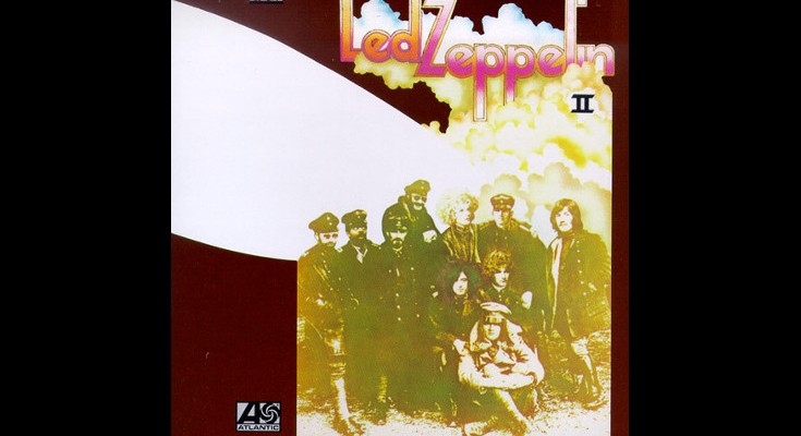 Google Play Music sale lists Led Zeppelin II for Free