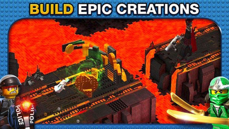 lego the movie video game iOS