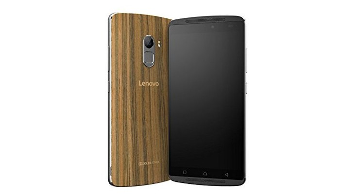 Lenovo Vibe K4 Note goes Wooden for India at Rs. 11,499