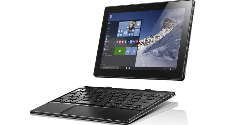 Lenovo MIIX 310 tablet price starts at $229 ahead of a June release