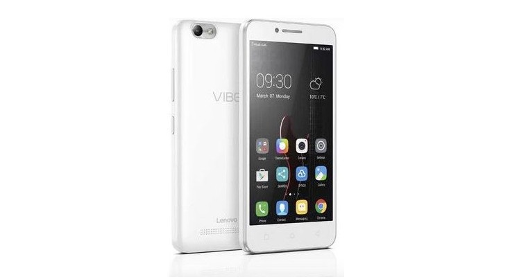 Lenovo Vibe C hits India with 4G and Snapdragon 210