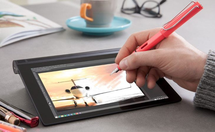Lenovo Yoga Tablet 2 India release arrives with a Rs. 24,499 price tag