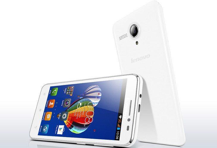 Lenovo A606 smartphone