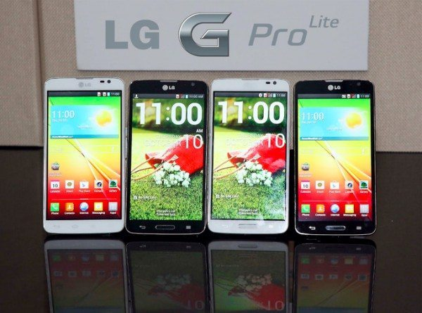 LG G Pro Lite official specs, availability