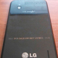 LG Nexus 4 pure Google to be unveiled October 29 ~ ANDROID ...