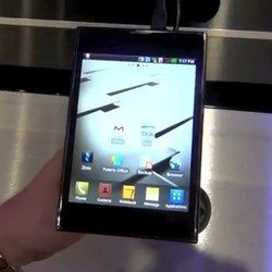 LG Optimus Vu global September release including Europe