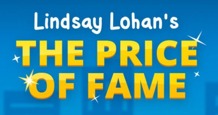 Price of Fame Lindsay Lohan Game is released on the App Stores