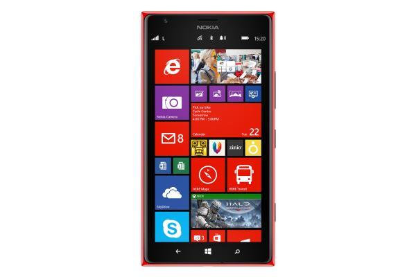lumia 1520 video review