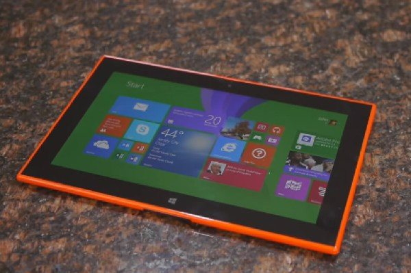 Nokia Lumia 2520 video review assistance