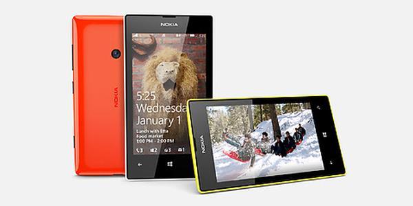 lumia 525 vs