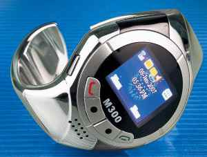 M300 Mobile Phone Watch