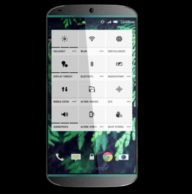 HTC One M9 design comes early