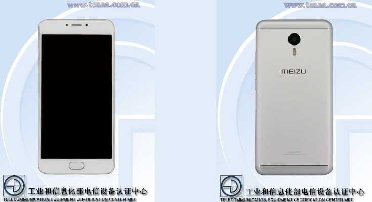 Meizu M681M specifications surface through TENAA listing