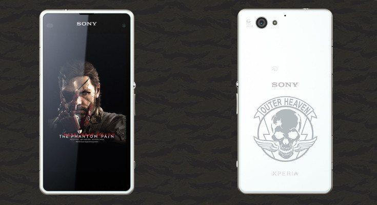 metal gear smartphone