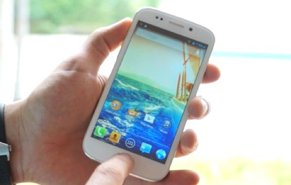 Micromax Canvas 4 review look and first thoughts