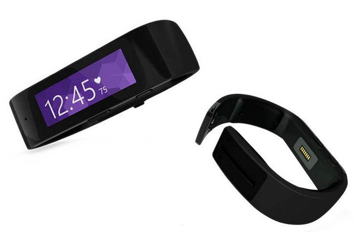 Microsoft Band UK release slated for April 15
