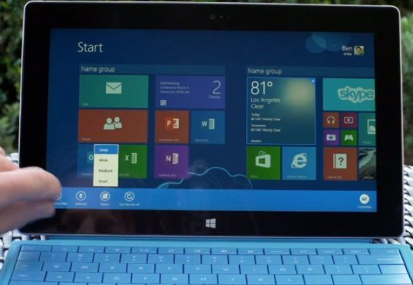 First Microsoft Surface 2 and Pro 2 video promos