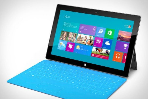 Microsoft Surface 2nd generation tablets being prepped for June