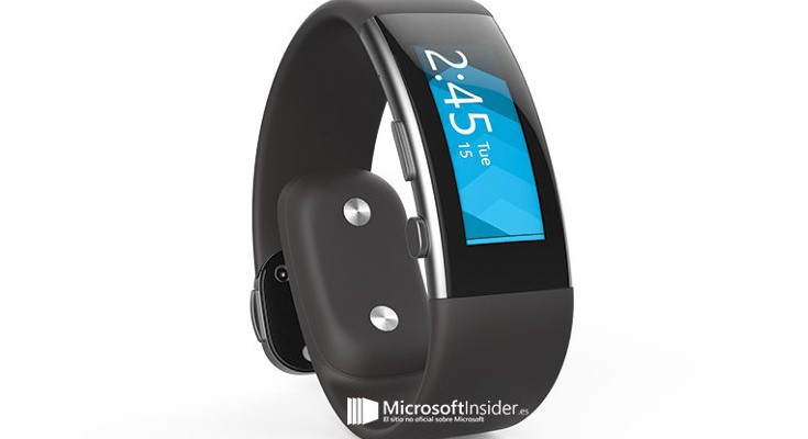 Leaked Microsoft Band 2 images show a revamped fitness tracker