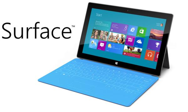 Microsoft Surface via Best Buy & Staples Today