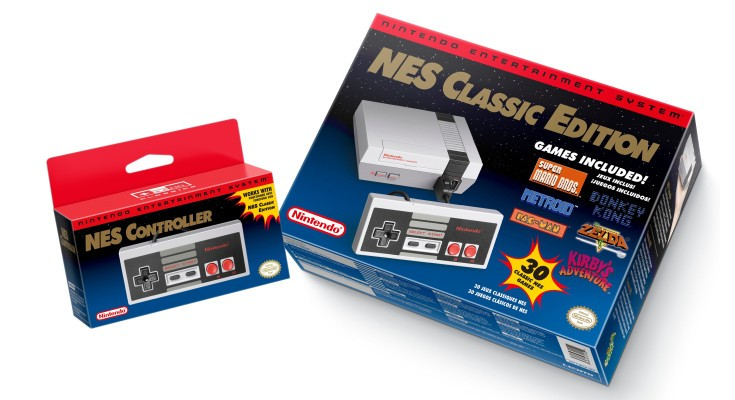 Mini NES price set at $59 ahead of November release