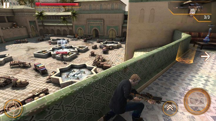 mission impossible rogue nation game