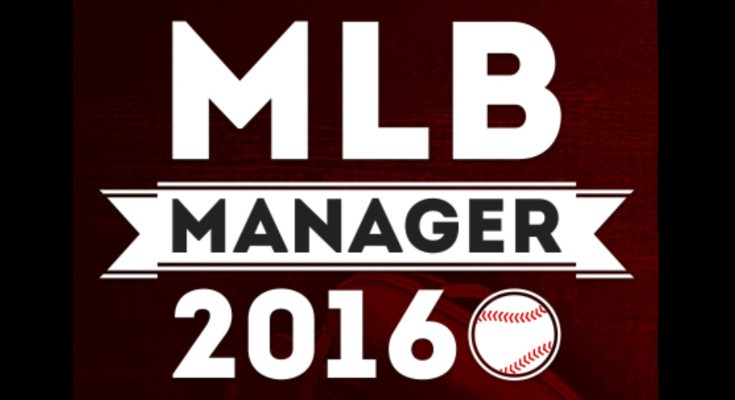 MLB Manger 2016 Review