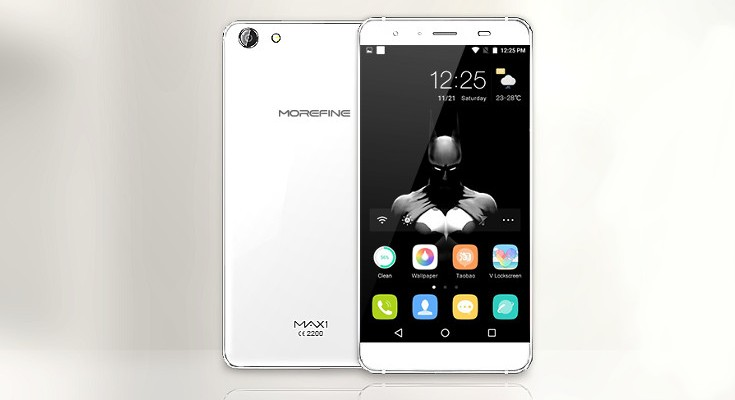 MoreFine Max 1 gets listed for $119 with 4G LTE and 2GB of RAM