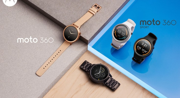 Moto 360 and Moto 360 Sport are official, prices begin at $299