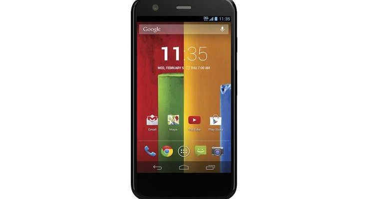 Best Buy prices the original Moto G at $19.99 sans contract on Verizon