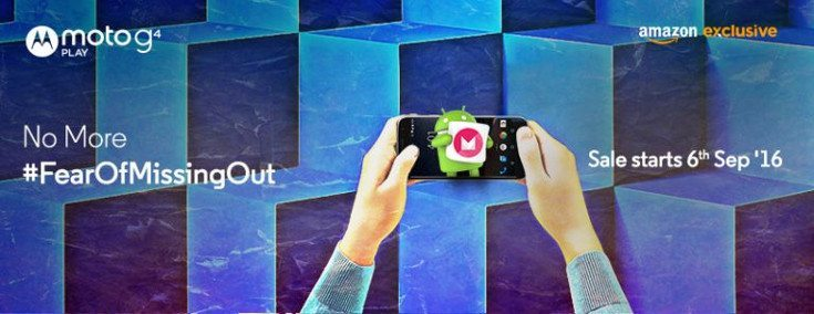Moto G4 Play is headed to India on September 6th