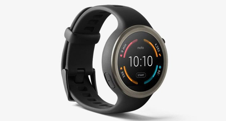Moto 360 Sport hits the Google Store at $299