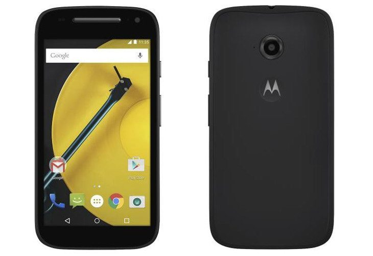 New Moto E 4G price and specs listed on Best Buy