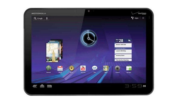 Motorola Xoom LTE on Verizon could receive Jelly Bean update soon