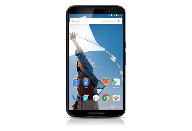 Nexus 6 issues from Software Bug cause recall on AT&T