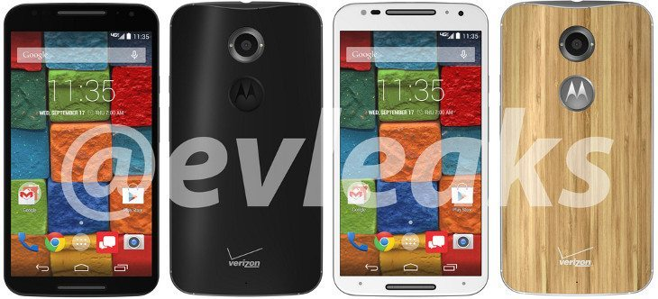 Moto X+1 priced rumored to be $249 through AT&T