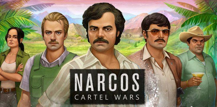 narcos cartel wars game